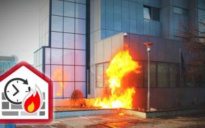 Resistencia al fuego de los elementos constructivos
