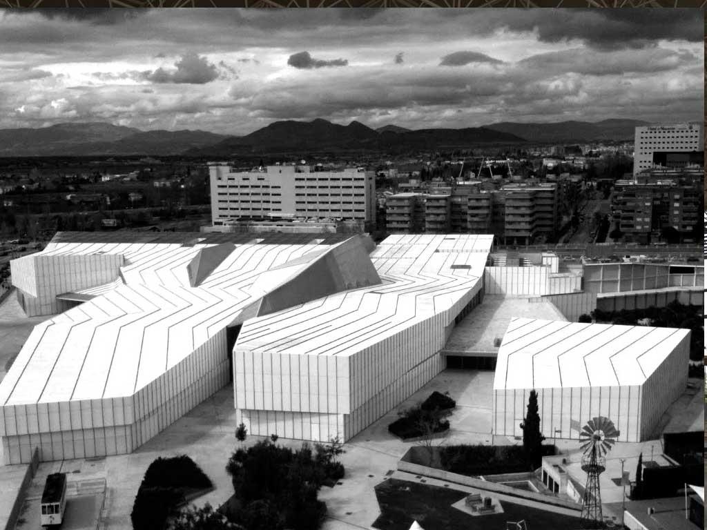 Ignifugación de museo en Granada - Berbel Porcel