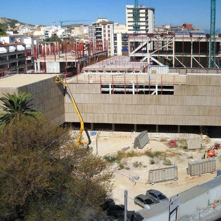 Protección pasiva en Museo Íbero de Jaén - Berbel Porcel